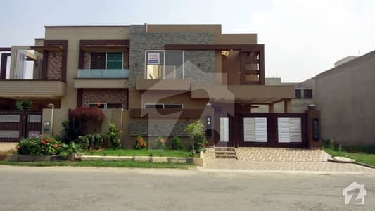 10 Marla Brand New House For Sale In G Block Of State Life Phase 1 Lahore
