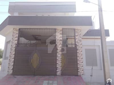 11 Marla Corner Double Storey House For Sale