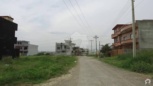 5 Marla Residential Plot Is Available For Sale