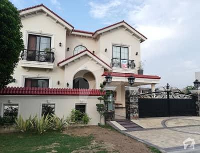 ڈی ایچ اے فیز 6 ڈیفنس (ڈی ایچ اے) لاہور میں 5 کمروں کا 1 کنال مکان 7.75 کروڑ میں برائے فروخت۔