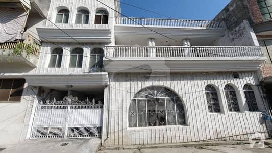 Beautifully Designed 6.5-Marla Home In Saif Ullah Lodhi Saddar Rawalpindi