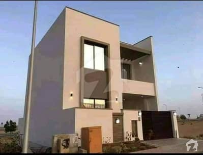 4 Bedroom Villa For Sale  On Easy Installment In Precinct 15 Bahria Town Karachi