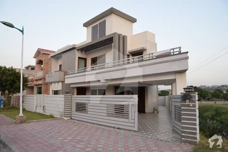 11 Marla Brand New Double Unit House Is Available For Sale