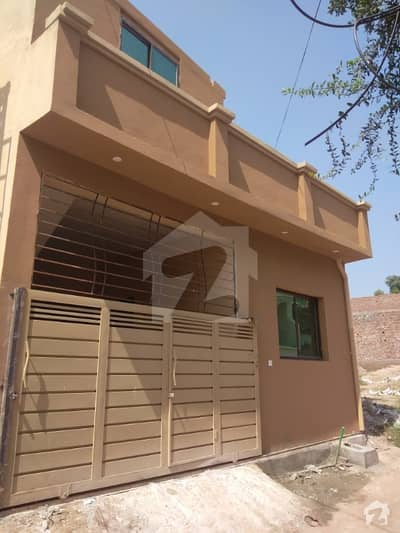 4 Marla Brand New House In Munawar Colony Adiala Road