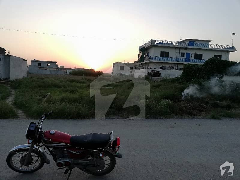 Ideal Residential Plot For Sale In C-18 Rawalpindi Housing Society