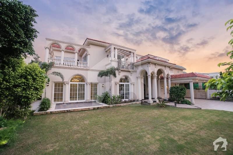 ڈی ایچ اے فیز 2 ڈیفنس (ڈی ایچ اے) لاہور میں 5 کمروں کا 2 کنال مکان 16 کروڑ میں برائے فروخت۔