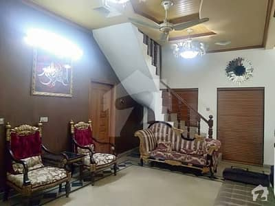 5 Marla Corner Beautiful Well Constructed Used House At Ideal Location Is Available For Sale In Seth Abid Society Samanabad