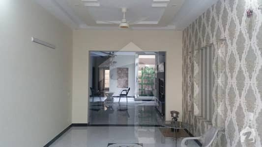 1 Kanal 8 Bed Room New House For Sale In Punjab Govt Employees Society Near Wapda Town Lahore