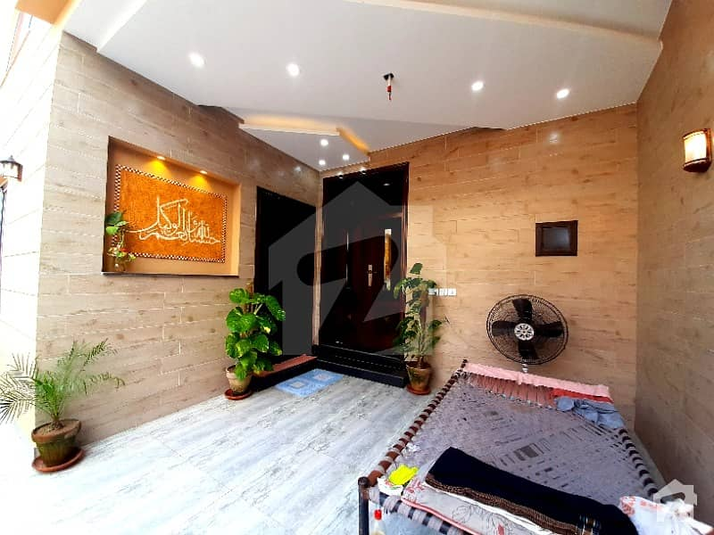 5 Marla Brand New Lavish House Available For Sale In State Life Cooperative Housing Society Phase 1 Lahore