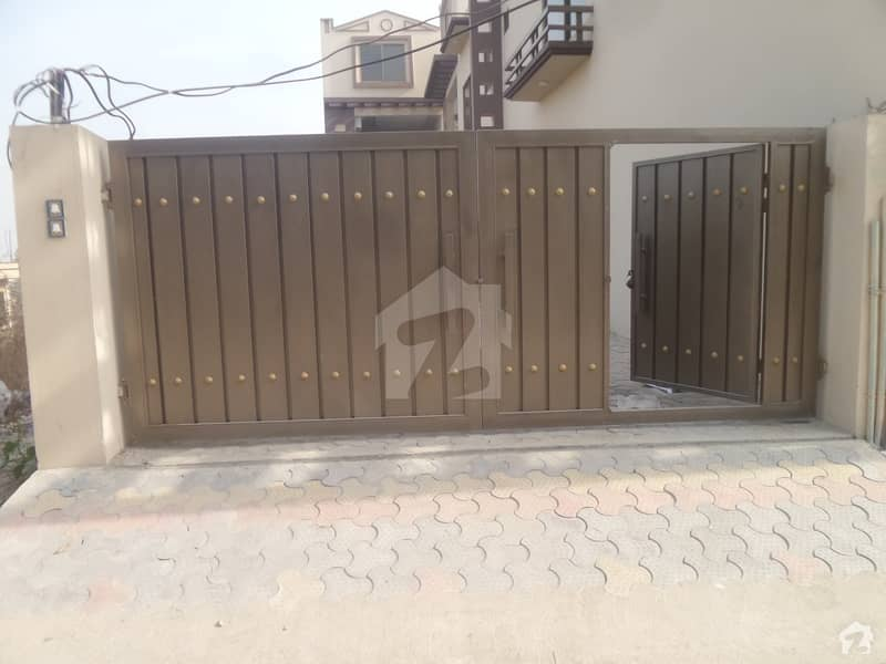 6 Marla House Situated In New Lalazar For Sale
