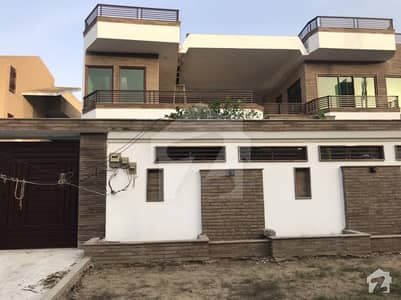 First Floor Brand New  600 Sq Yard House For Rent