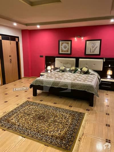 Furnished Flat Is Available For Sale