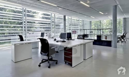 Office Floors Available For Sale In Murtaza Commercial Dha Phase 8 400 Yards Brand New Building