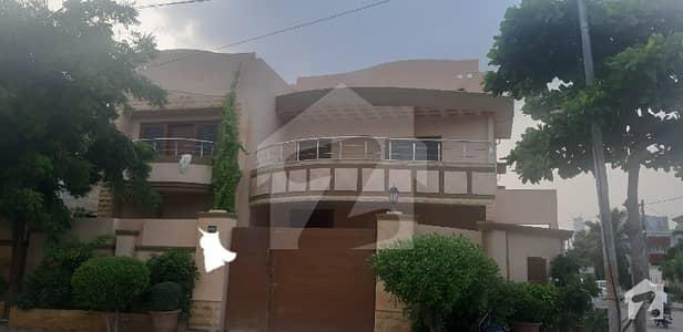 ڈی ایچ اے فیز 5 ڈی ایچ اے کراچی میں 5 کمروں کا 1 کنال مکان 9.5 کروڑ میں برائے فروخت۔