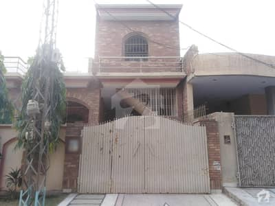 10 Marla House In Marghzar Officers Colony For Sale