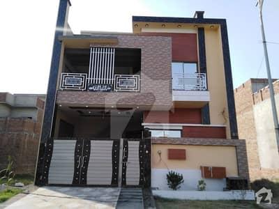 5.25 Marla House For Sale In Sitara Park City Faisalabad