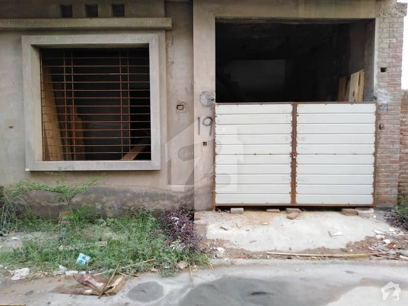 Perfect 3.5 Marla House In Ghalib City For Sale