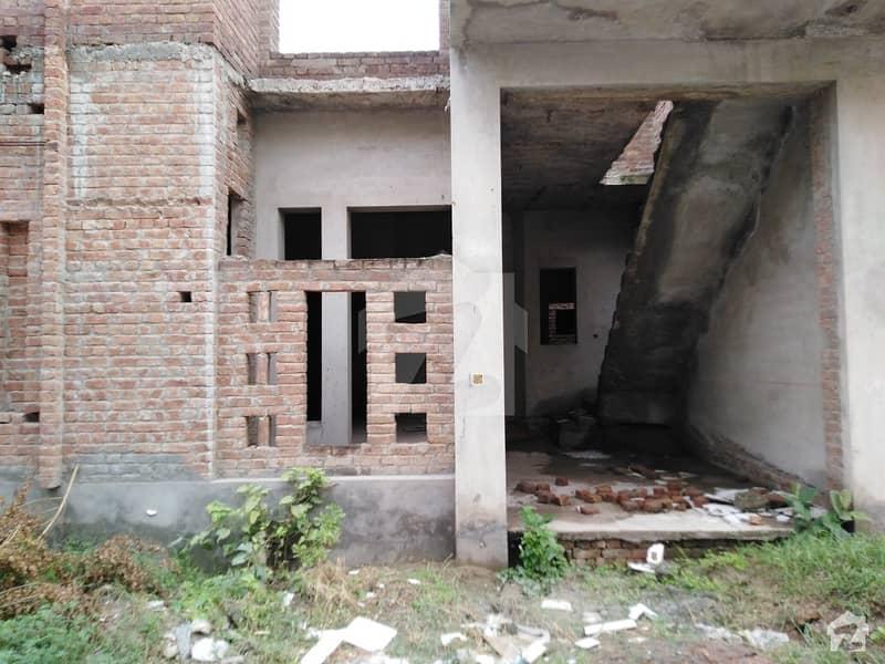 Ghalib City House Sized 3.5 Marla Is Available