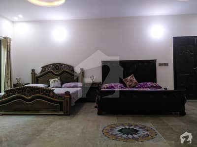 Furnished Basement Available For Per Day Rent