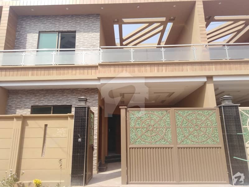6 Marla House In Khan Village For Sale At Good Location