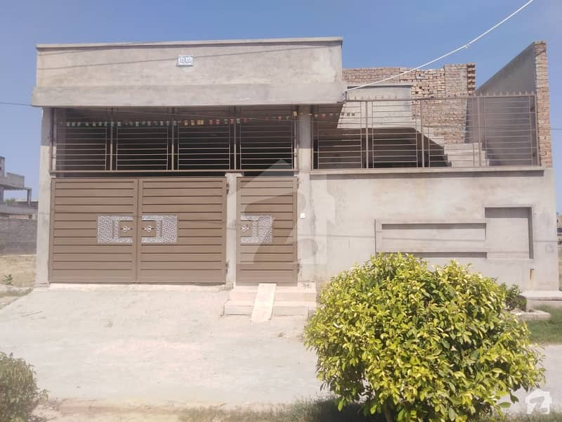 10 Marla Single Storey House Available For Sale