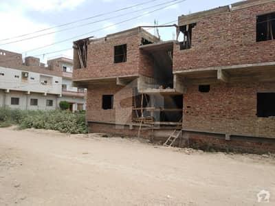 بسم اللہ گارڈن حیدر آباد میں 2 کمروں کا 3 مرلہ فلیٹ 24.4 لاکھ میں برائے فروخت۔