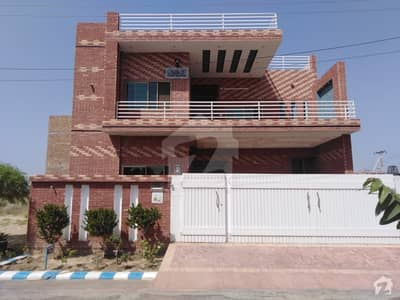 10 Marla House In Government Employees Cooperative Housing Society For Sale