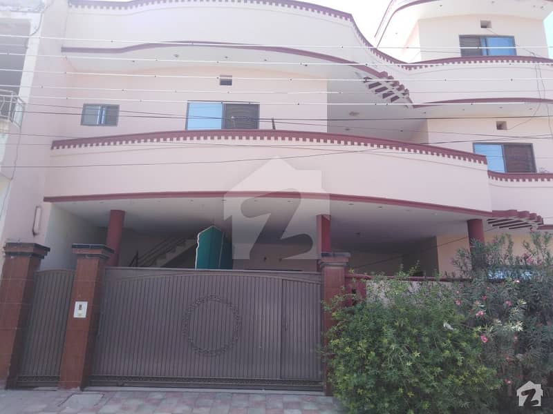 11 Marla Triple Storey House Available For Sale
