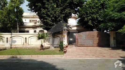 4 Kanal 4 Marla Spanish House For Sale A Block Of Izmir Town Lahore