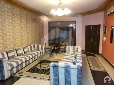 Furnished Portion Is Available For Rent