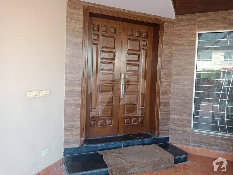 Sami Furnished Corner Location Brand New One Kanal Full House Are Available For Rent In Phase 4