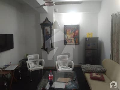 E113 MPCHS 2bed with attach bath flat is available for Sale