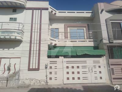 Chaudhary Town House Sized 7 Marla Is Available