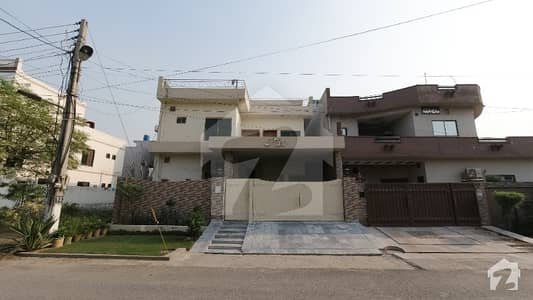 Stunning 10 Marla House For Sale In Punjab Govt Employees Society Phase 2 - Block C Lahore