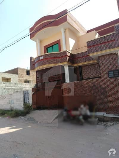 A 5 Marla Double Storey Beautiful House Available For Sale Lane No #5 Peer Mahar Ali Shah Town Rawalpindi Gas  Water Electricity All Facilities Are Available