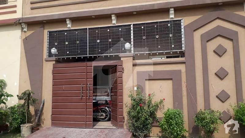 الاحمد گارڈن ہاوسنگ سکیم جی ٹی روڈ لاہور میں 3 کمروں کا 5 مرلہ مکان 65 لاکھ میں برائے فروخت۔
