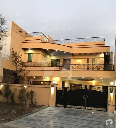 10-Marla , 5,BedRoom's House Sale in PAF officers Colony Zarar Shaheed Road Lahore Cantt.