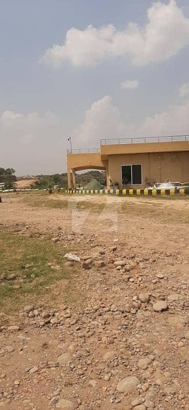 Plot File For Sale Senate (SECTT) Employees Co-operative Housing Society, Zone V Islamabad