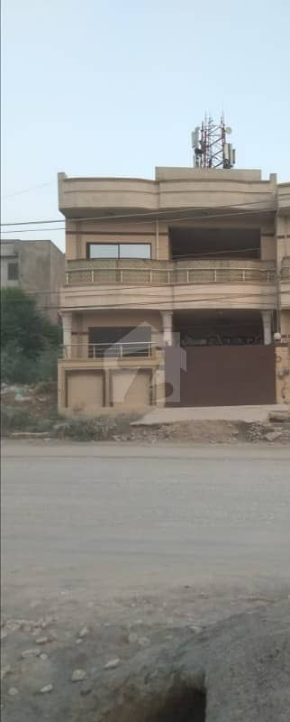 4bed Full House Available For Rent In New Lalazar Near Khawaja Corporation Chowk