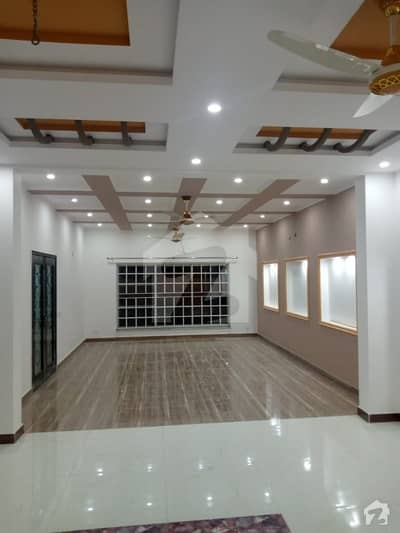 1 Kanal Brand New House Lower Portion For Rent In Available State Life Lahore