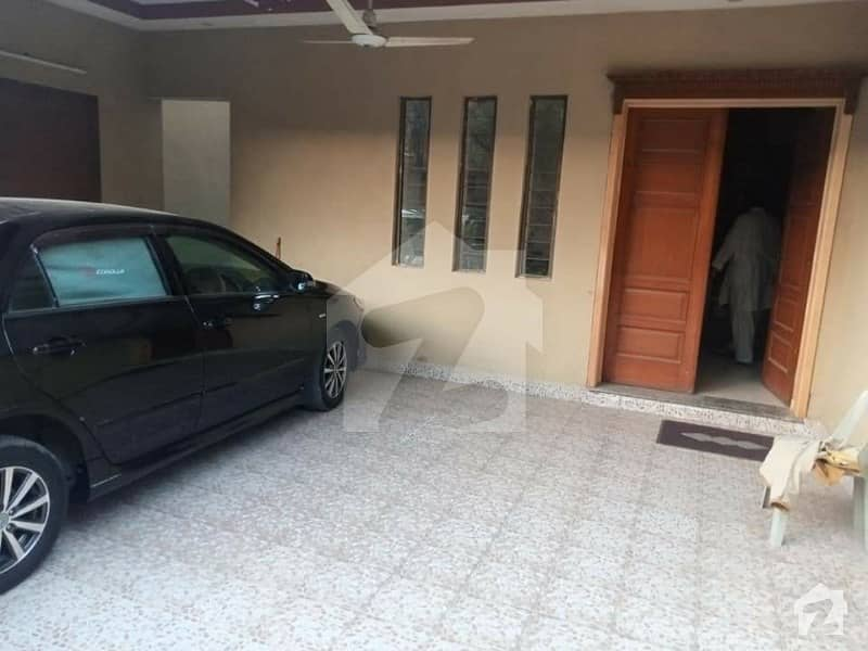 5 Marla Ground Floor 2 Bed Portion For Rent In Pak Arab Society