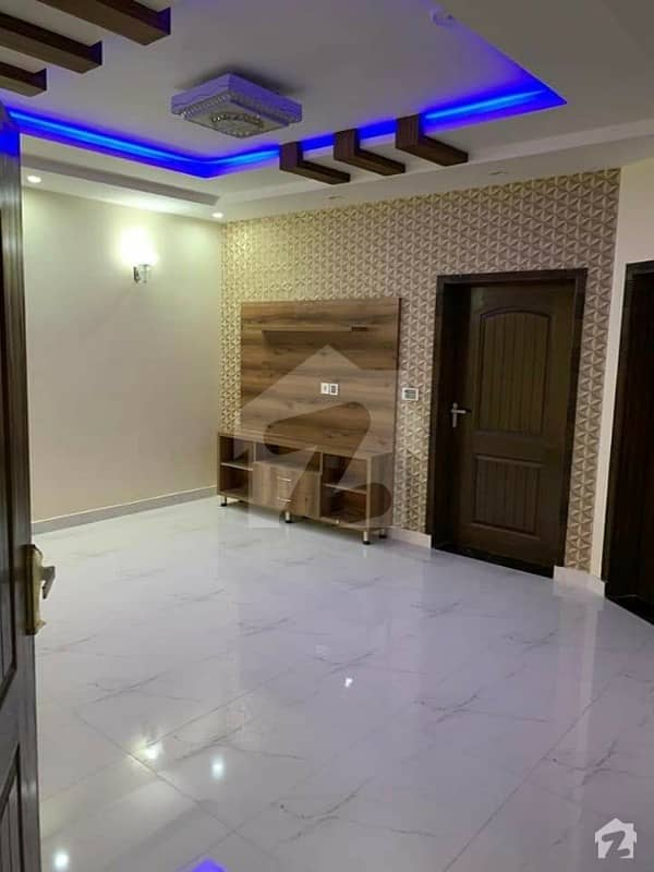 9 Marla Beautiful Portion Available For Rent In Pak Arab Society