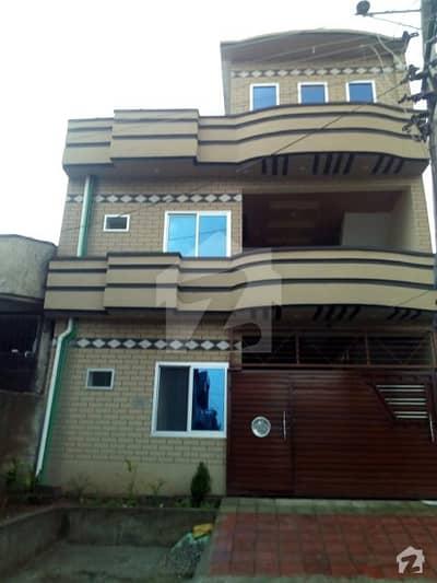 We Are Selling Beautiful House At Chakri Road Ashraf Colony Rawalpindi