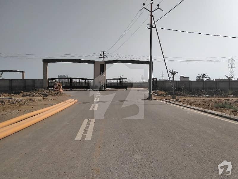 120 Sq Yards Available For Sale Punjabi Saudagar City 1