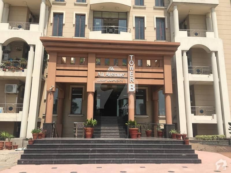 1020 Square Feet Flat For Sale In DHA Defence