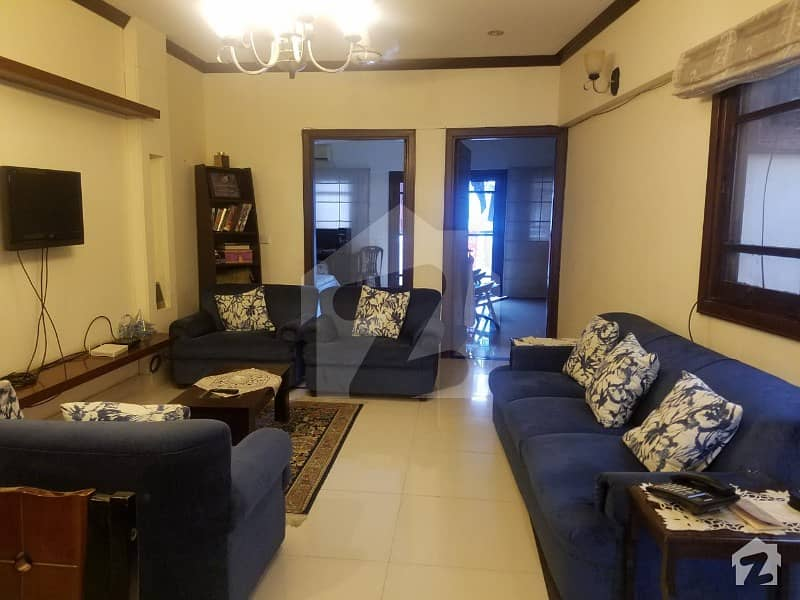 Apartment For Sale In Nishat Commercial Area