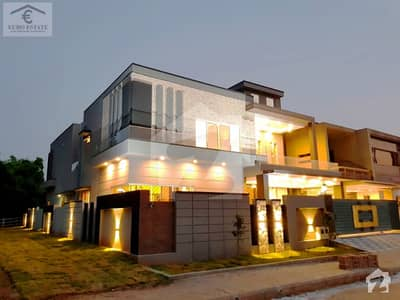 Designer 5 Bed 1 Kanal Corner House For Sale