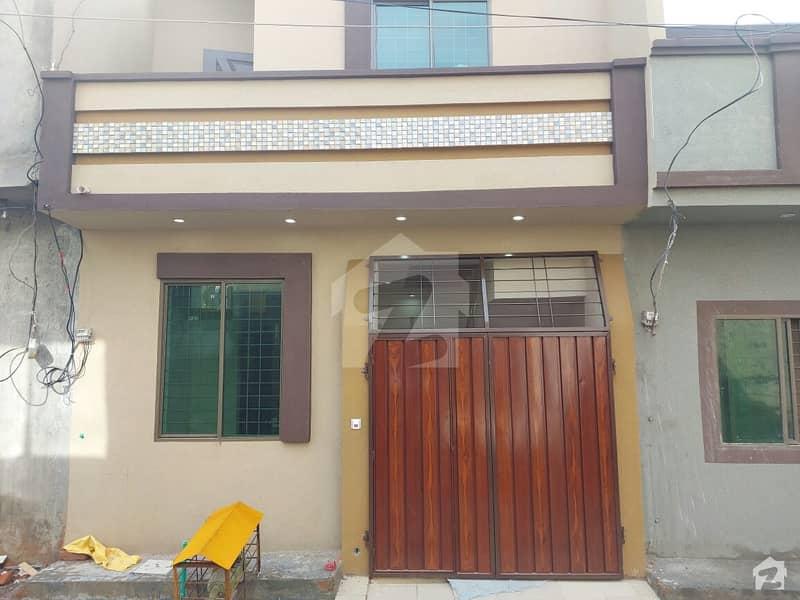 In Lalazaar Garden House Sized 2 Marla For Sale