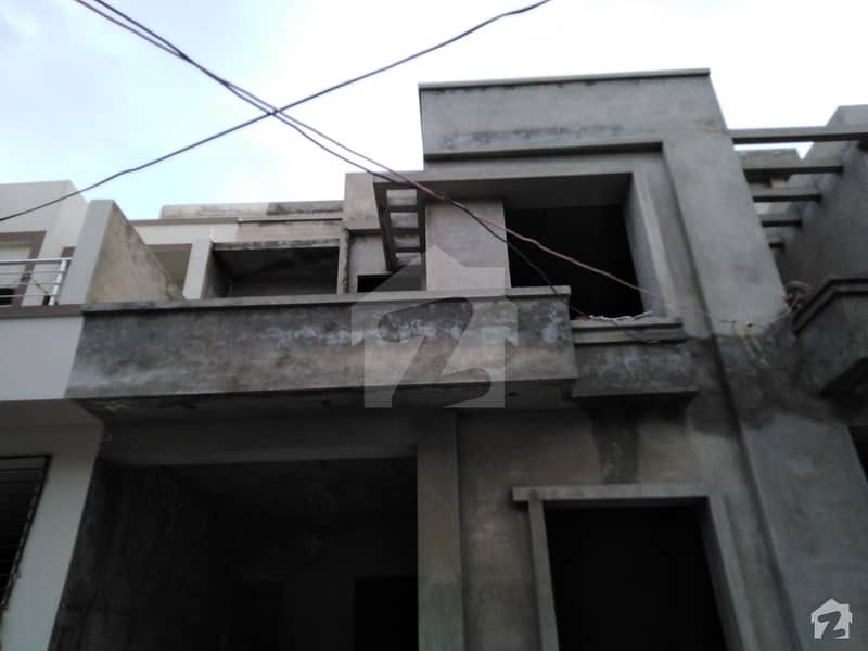 House In Ghalib City Sized 3.5 Marla Is Available