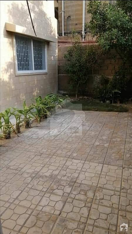 Sea View Apartment Ground Floor For Sale Gated Community Boundary Wall